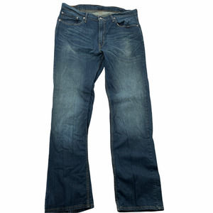 Levi's 559 38x35 Relaxed Straight Medium Wash Jean